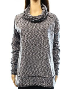 Marc New York Cowl Neck Long Sleeve Sweater