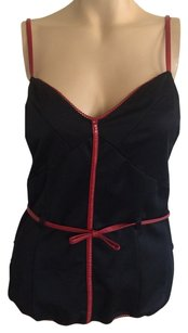 Marciano Top Black Red