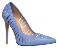 Mark and Maddux Blue Pumps