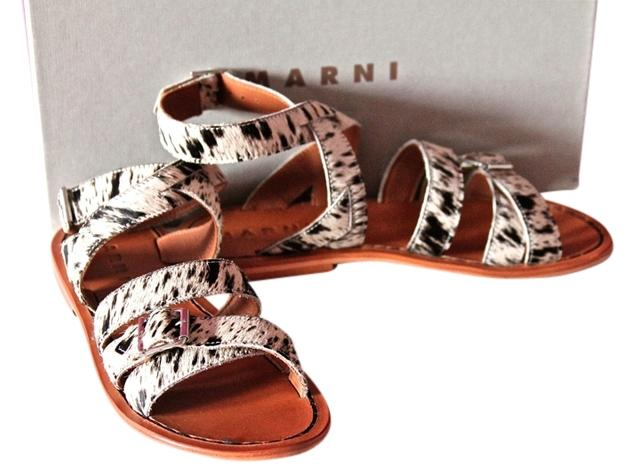 Marni Ponyhair Printed Sandals extremely sale online buy cheap Cheapest many kinds of for sale authentic cheap online bzy9hDRpMr