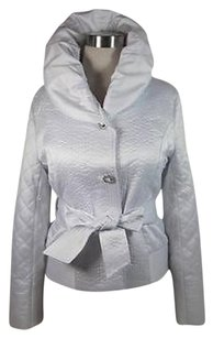 Marni Quilted White Jacket