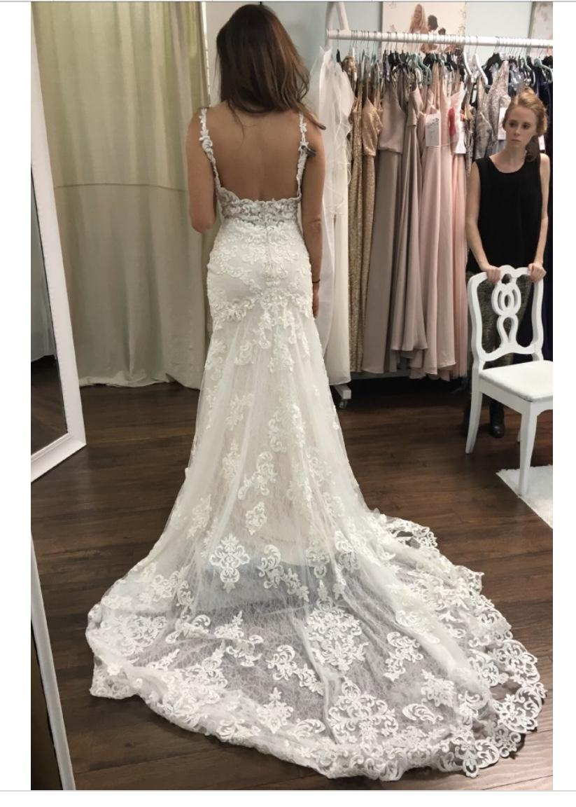 Gentil Martina Liana Donu0027t Buy Used Get 3 New Items: Ivory Lace And Tulle ...