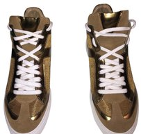 Masion Martin Margiela size 9 Gold Athletic