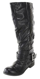 Material Girl Womens black Boots