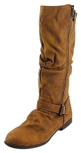 Material Girl Good Womens brown Boots