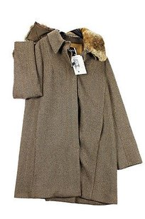 Max and Cleo Houndstooth Womens Jacket Coat