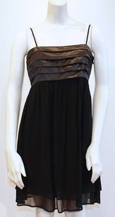 Max & Co. Co Active Crepe Spaghetti Strap Lbd Cocktail Hs1670 Dress