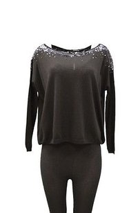 Max & Co. Sequined Accent Sweater