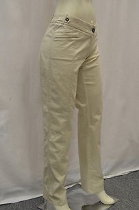 Max Mara Weekend Mogol Sand Fitw111 Skinny Low Rise 120523mm Pants