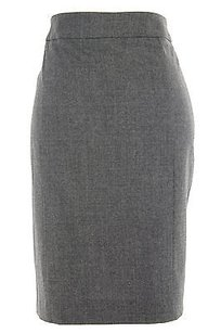 Max Mara 51060419 Skirt Grey