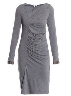 Max Mara Shirred Knit Dress