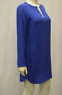 Max Mara Adelchi Royal Silk Shirt 120675mm Tunic