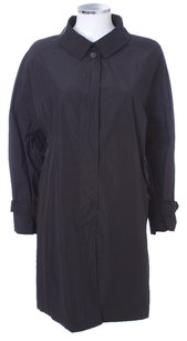 Max Mara Water-repellant Water-resistant Rain Belted Cuffs Raincoat
