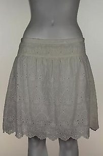 Max Studio Womens Skirt White