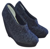 Max Studio Charcoal Wedges