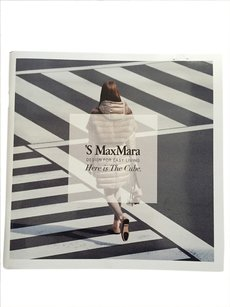 Max Mara 'S MaxMara Here is the Cube Catalog
