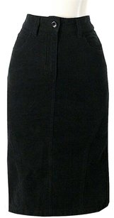 MCQ by Alexander McQueen Pencil Skirt Black