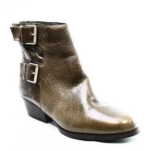 Me Too Fashion - Ankle Leather Boots