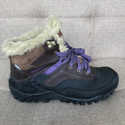 Merrell Chocolate brown Boots