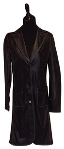 Mexx Leather Coat Spring Leather Jacket