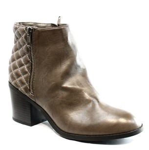 MIA Fashion - Ankle Leather Boots