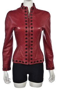 Michael Hoban Womens Red Jacket