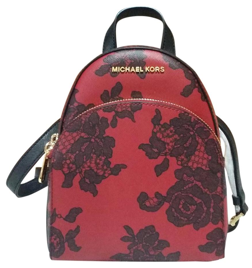 c416bfe7198d ... coupon code for michael kors leather black abbey backpack 49576 7e19c