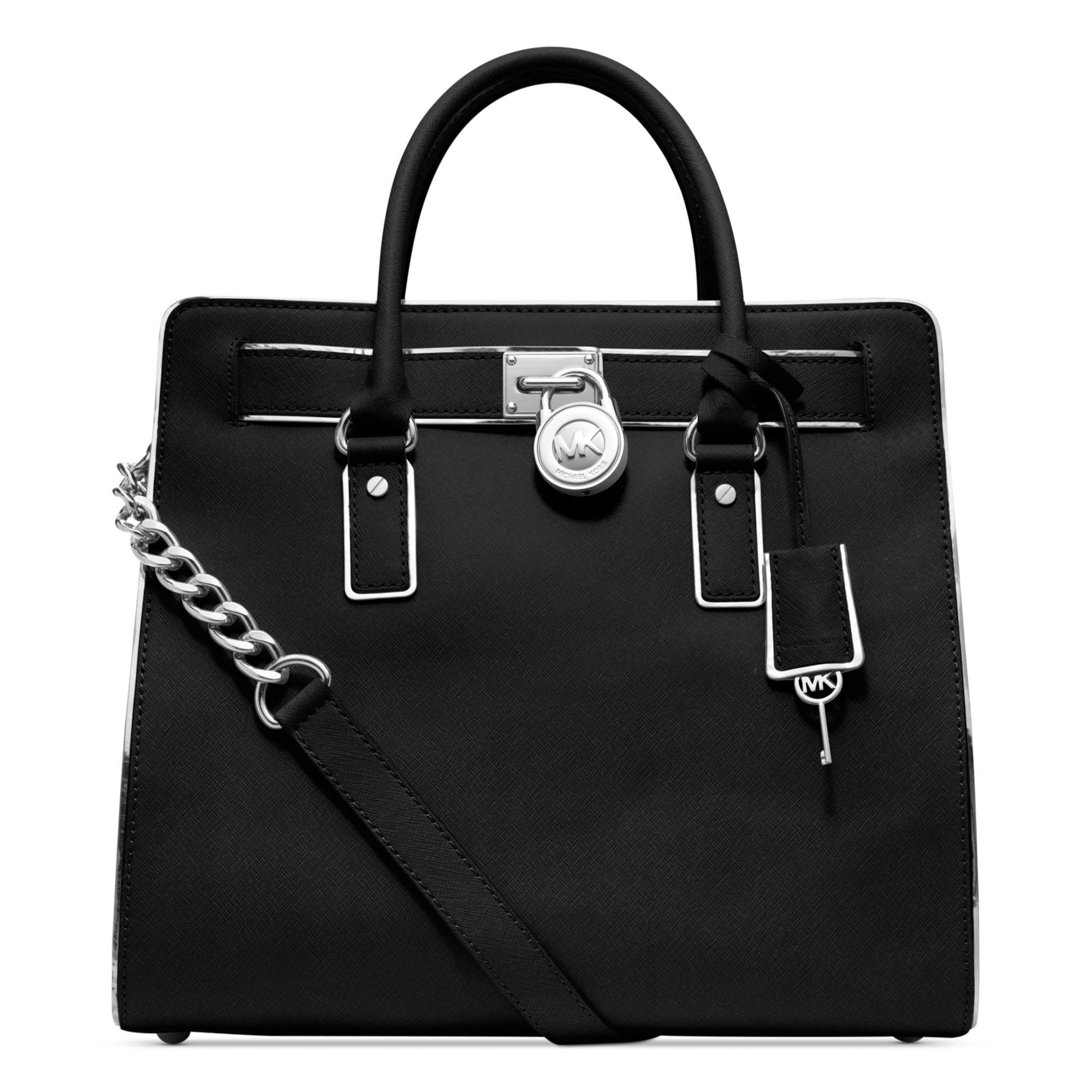 3f623ceb05d6 ... satchel north south convertible tote in black f66f4 6742c where to buy michael  kors ellis lg satchel skyna ns leather crossbody bag 35h7ge0s3t handbag ...