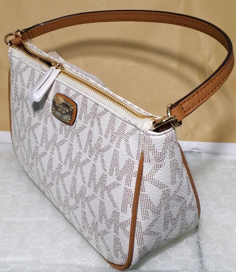 michael kors jet set vanilla shoulder bag gray rh justatracestencils com