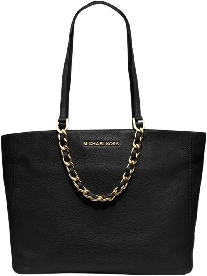 1f02ee8ccdd42f ... where can i buy michael kors harper leather tote in black 3a5db f6207