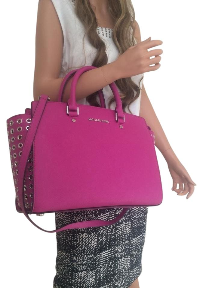 18cc8d9bfd8 Buy michael kors pink bag   OFF55% Discounted