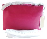 Michael Kors Fuchsia Messenger Bag