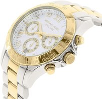 Michael Kors Michael Kors Gold Two tone Stainless Steel Quartz Watch
