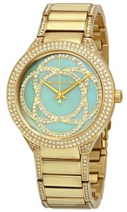 Michael Kors MICHAEL KORS Kerry Mother of Pearl Gold-Tone Ladies Watch