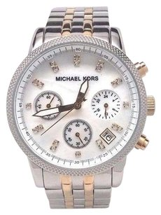 Michael Kors Michael Kors Ladies Two-tone Bracelet Watch Mk5057 Doesnt Work