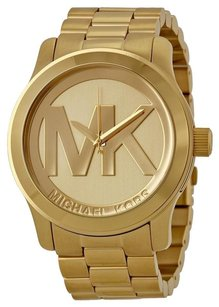 Michael Kors Michael Kors MK5473 Quartz Gold-tone Bracelet Ladies Watch