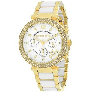 Michael Kors Michael Kors Mk6119 Womens Watch Silver -