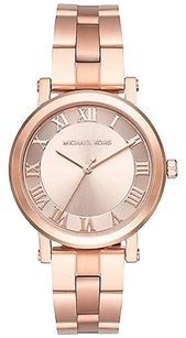 Michael Kors Michael Kors Norie Ladies Rose Gold Watch
