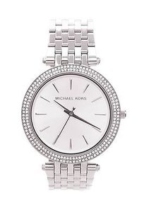 Michael Kors Michael Kors Stainless Steel Womens Darci Watch