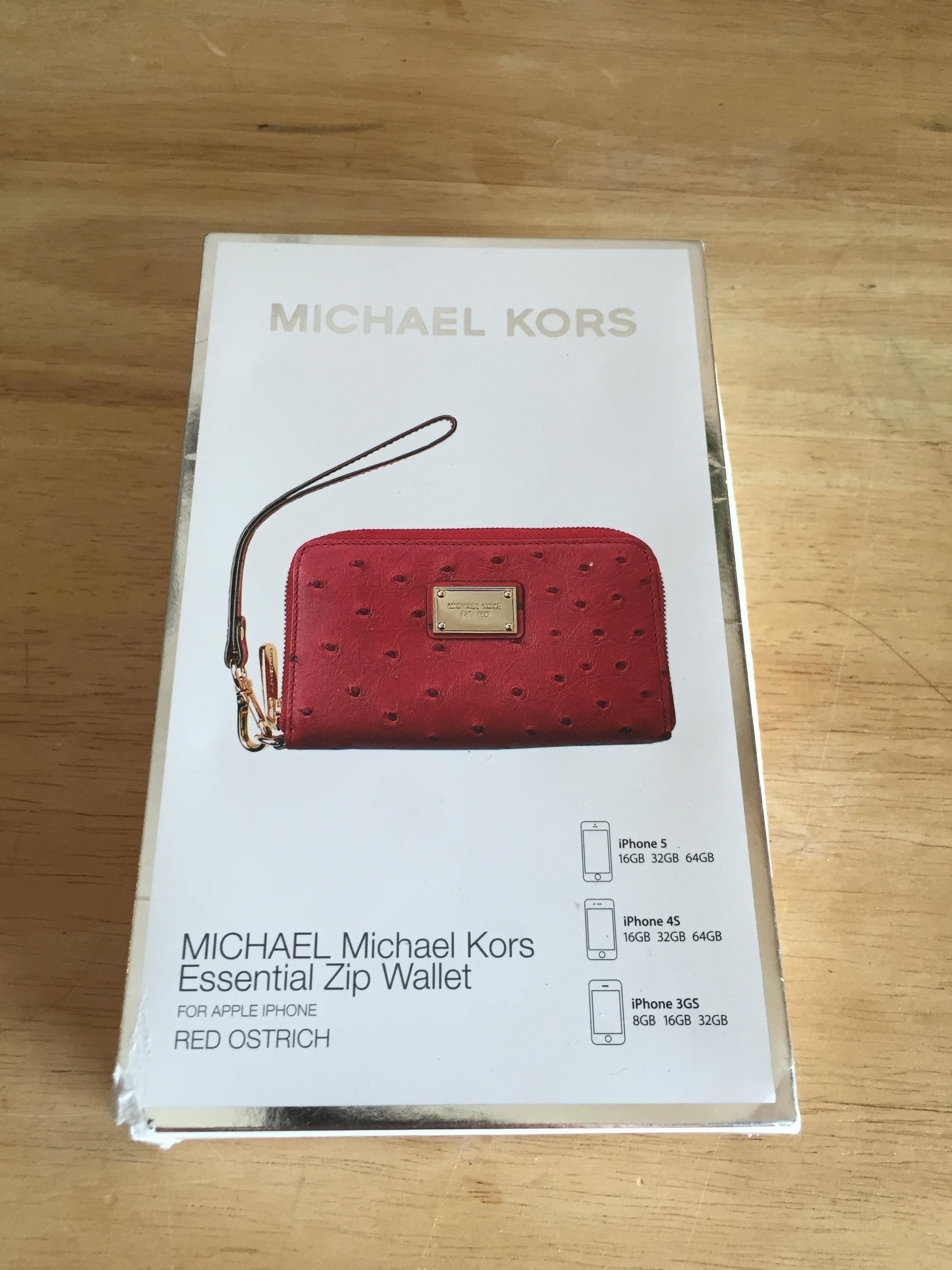 943822fa235a Buy michael kors essential zip wallet > OFF46% Discounted