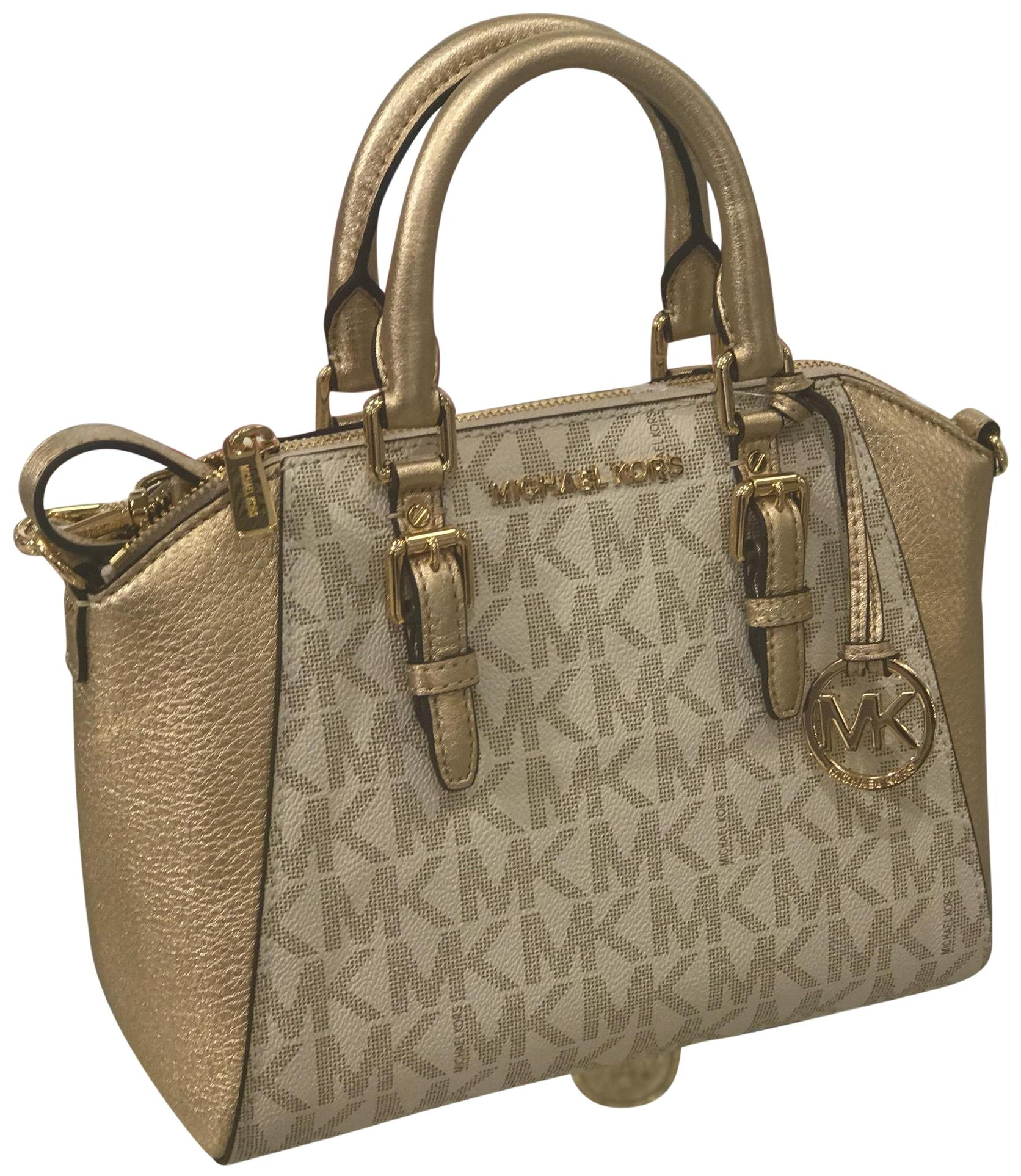 cfed622688fa top quality michael kors large grayson satchel brown rust 17a57 a368d