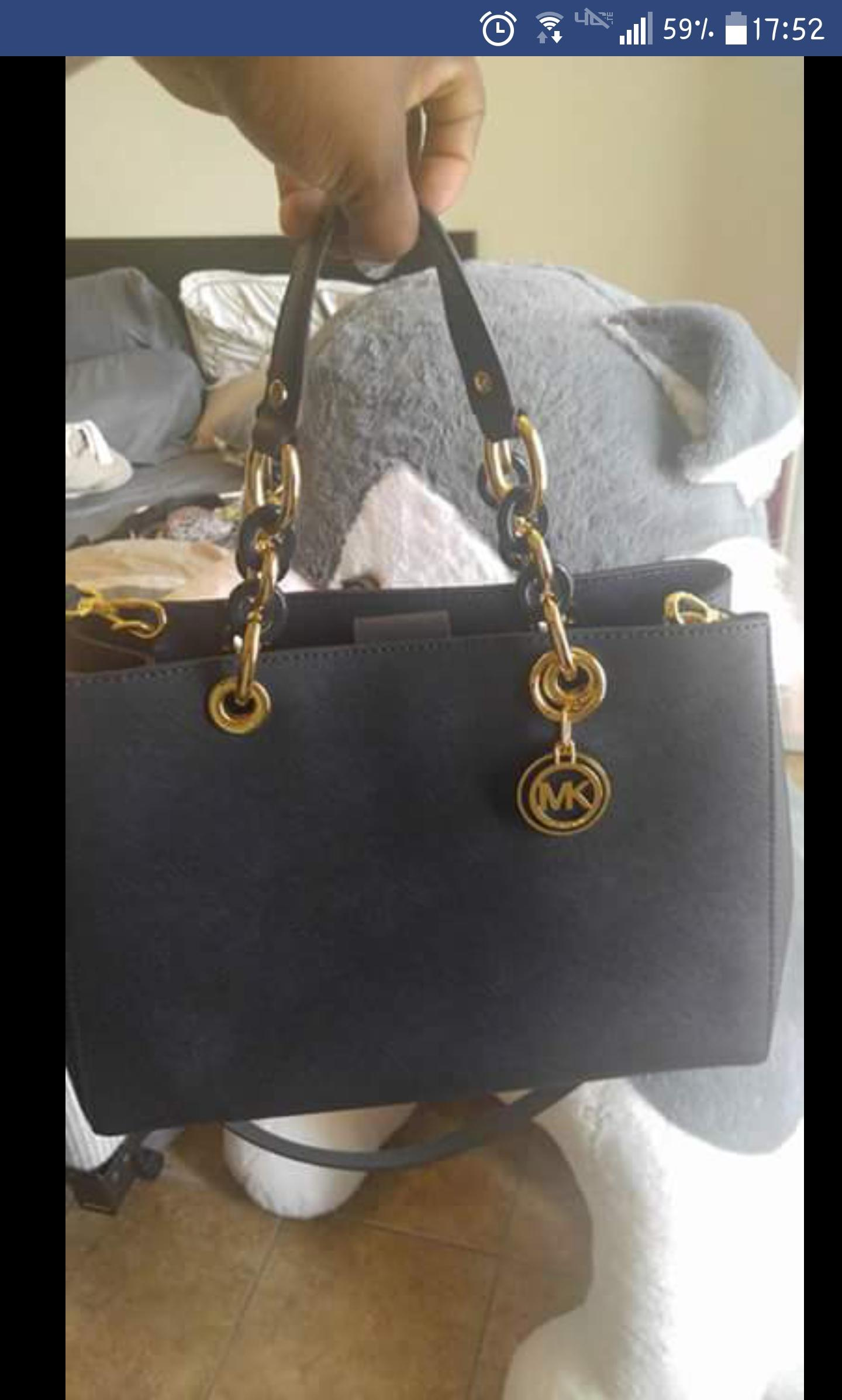 783b6f7f8 ... coupon for new zealand michael kors cynthia tote navy vessel bbabe  a0882 595b8 849c2