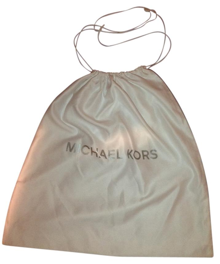 Kors MK Michael kors white dust bag drawstring