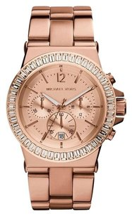 Michael Kors MK5412 Michael Kors Women's Bel Aire Rose Gold-tone Watch