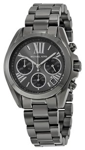 Michael Kors MK6249 MICHAEL KORS Bradshaw Grey Dial Chronograph Ladies Watch