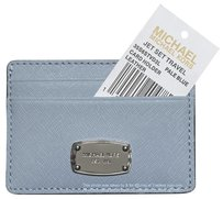 Michael Kors NWT Michael Kors Saffiano Leather Card Case Wallet
