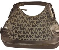 Michael Kors Satchel in Bronze