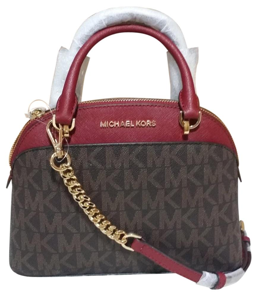 073413ec4f15 purchase michael kors small dome bag 18964 c7234