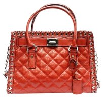 Michael Kors Satchel in Reds