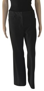 Michael Kors Straight Pants Black stripe